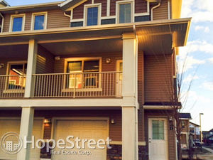 2 Bedroom Townhouse in Sage Hill