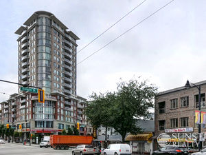 Knight 553sf 1 Bed 1 Bath Condo w/ Balcony @ King Edward Village
