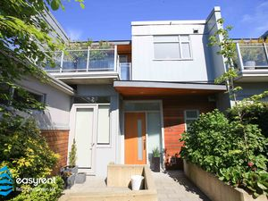 (easyrent.ca) Kitsilano 3-Level 2 Bed+Den, 2.5 Bath Townhome! Aug 1st!