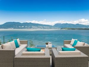 Point Grey Exclusive Furnished High End Modern Waterfront Home (3403)