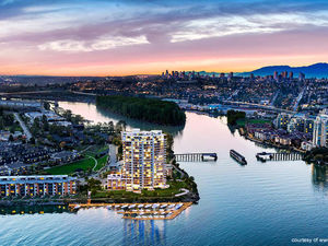 Port Royal Brand New Riverfront Condo w/ Balcony & View @ The Peninsula