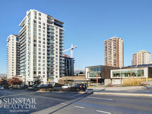 Lonsdale Furnished 2 Bed 2 Bath w/ Balcony & View @ Vista Place (1002)