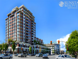 Brighouse 1 Bed East Facing Condo w/ Balcony & View @ The JADE