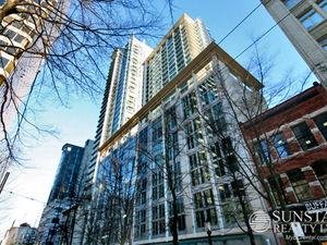 Downtown Vancouver 1 Bed + Den at Granville Station @ The Hudson