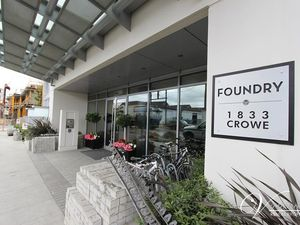 Luxury Sub Penthouse Rental at the Foundry with Million Dollar View (Olympic Village, False Creek South)