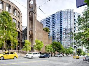 Yaletown 1 Bed + Flex w/ Balcony at Robson & Hamilton @ TV Tower