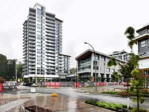 River District Brand New 1 Bed + Den Condo w/ Balcony @ One Town Centre