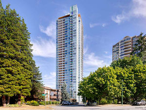 Metrotown Brand New 2 Bed 2 Bath w/ Air Conditioning @ Aldynne