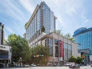 $1950 / 1br - 657ft2 - Great Location! 1 bed/1 bath PLUS den! Avail Oct 1 - Must see! (933 Hornby St)