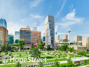 Brand New 2 Bedroom Condo with Two Parkings for Rent in Beltline